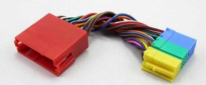 Разветвитель AUDI 20 pin